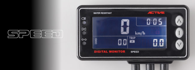 ○Digital Monitor V3 Speed Features - ACTIVE