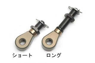 Rod end Nut joint